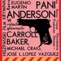 Czwarta Pani Anderson: Hiszpanski Film Kryminalny