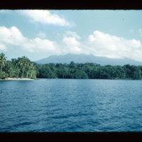 Off Kolombangara