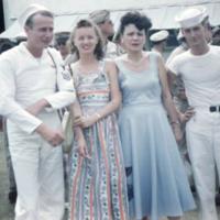 Chuck Bramier, June Beckler, Lydia Cadematori, Donald…