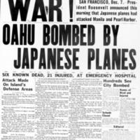 Hawaii War Records Depository HWRD 0153