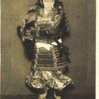 Kaizawa 1-051: Kabuki actor - Nakamura, Kichiemon I,…