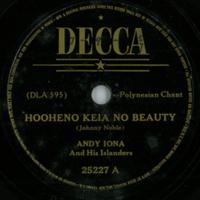 Hooheno Keia No Beauty