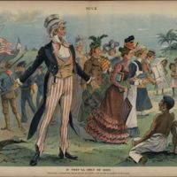 If they'll only be good : Uncle Sam: you have seen what…