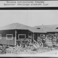 Waialua Agricultural Company Laborers' Dwellings…