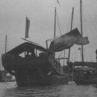 393. Pearl River: furling sail