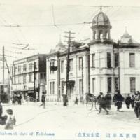 Bashamichi-dori at Yokohama