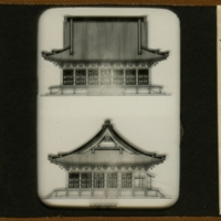 Elevations of Kakurin-ji Hondo
