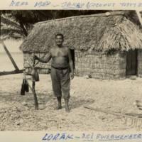 Arno 1950 - Jekro Coconut Toddy Btls.; Lorack - Dri…