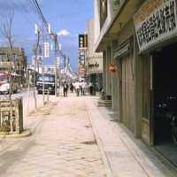 Main street in Naha