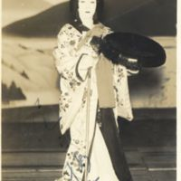 Kaizawa 1-033: Kabuki actor -Onoe, Baiko VII, 尾上, 梅幸 7世…