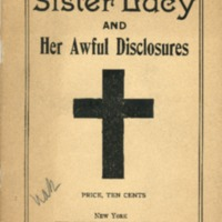 Sister Lucy and her awful disclosures: respecting New…