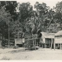 Pokpok Village, Kieta, February 1938