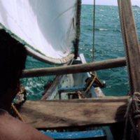 Bow of a Canoe