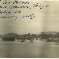 1st Cavalry Division Parade on the Imperial Palace…