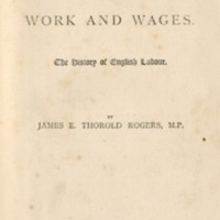 Six centuries of work and wages: the history of English…