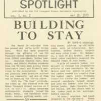 Building to stay