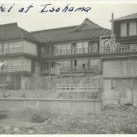 A Hotel at Isohama Ibaraki Japan