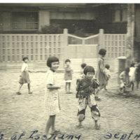 Kids at Isohama, Ibaraki, Japan