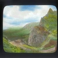 Nuuanu Pali lookout