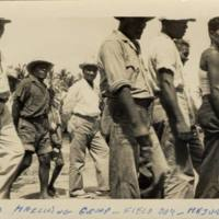 1950 Marching Group - Field Day - Majuro