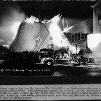 Page 67: Fire at Pier 8 Honolulu