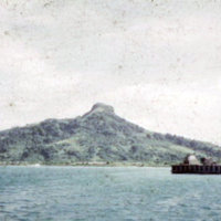 Backer Dock, Truk. Mar. 1951