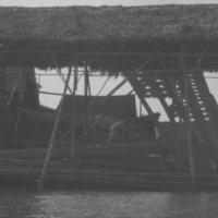 390. Pearl River - sawing beams