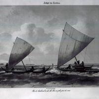 Archipel des Carolines; Proa de Satawal