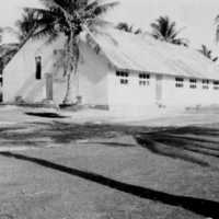 Church, Falalop Island, 1966. (N-2707.02).