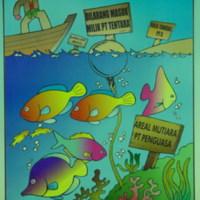 Stop Pengkaplingan Wilayah Laut!
