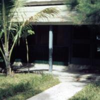 Entrance, SCAPLO. Anguar [Ngeaur, Palau], W.C.I. 14…