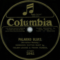 Palakiko Blues