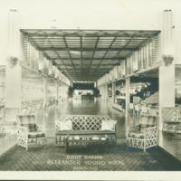 [102] Alexander Young Hotel Roof Garden