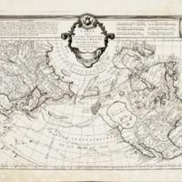 Cartes des nouvelles découvertes au nord de la Mer du…