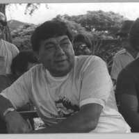 6 unidentified Hawaiian men