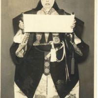 Kaizawa 1-039: Kabuki actor - Ichikawa, Ebizo IX, 市川,…