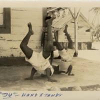 """Ju"" - Hand Stands"