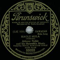 Haole Hula
