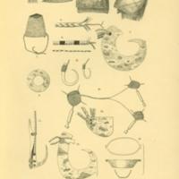 Knaben-Schamgürtel, Sonsolscher Hut, Haken, etc.