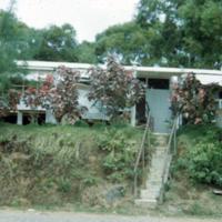 Geo. Harper's residence & Lt. Wahl's. Koror, [Palau],…