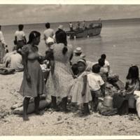 Evacuation on Ujilan