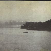 Bay and Shoreline, Possibly Hilo