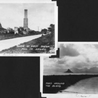 Page 25: Ruins of First Sugar Mill & Oceanview Road…