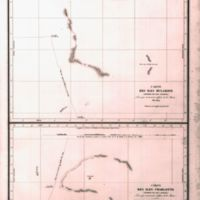 Carte des Iles Mulgrave (Archipel des Iles Marshall);…