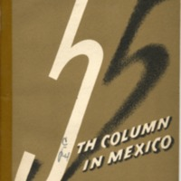 5th column in Mexico