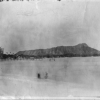 [046-unmounted] Diamond Head Honolulu