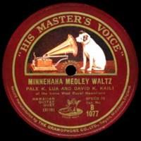 Minnehaha Medley Waltz