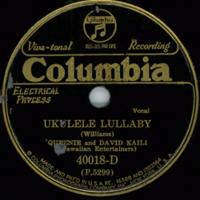 Ukulele Lullaby