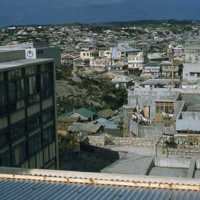 High view of Naha