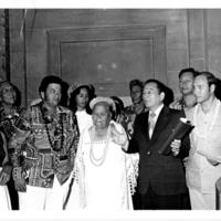ALOHA Association members, including Louisa K. Rice and…